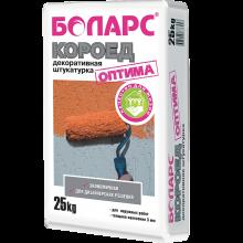 Боларс Штукатурка декоративная КОРОЕД  ОПТИМ фр. 2,5 25 кг