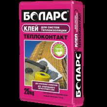Клей ТЕПЛОКОНТАКТ (морозостойкий) 25 кг