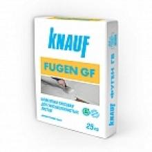 Шпаклевка 'Фуген ГВ',(45) 25 кг Knauf