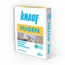 Шпаклевка 'Фуген' 'Кнауф' 25 кг (40)