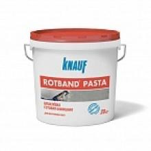 Шпаклевка готовая финишная 'Ротбанд Паста Профи', 18 кг (48) (арт. 463536)