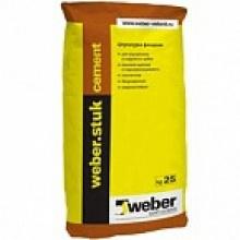 Отделочная шпатлёвка Weber.Rend Facade (Серая) 20 кг (48 шт./под.)