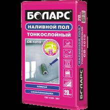 Самовыравнив. пол СВ-1010 20 кг