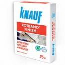 Шпаклевка гипсовая финишная 'Ротбанд-финиш', 25 кг Кнауф