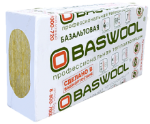 BASWOOL (БАСВУЛ) ВЕНТ ФАСАД 90