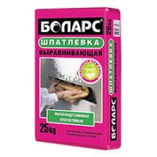 Боларс Шпатлевка выравнивающая 25кг