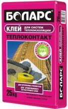 Боларс клей ТЕПЛОКОНТАКТ 25 кг
