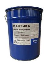 Мастика холодная битумная 16 кг (Оргкровля)