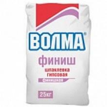 Финишная шпатлёвка 'Волма-Финиш' 25 кг (45 шт./под.)