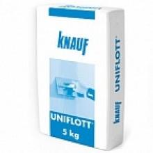 Шпаклевка 'Унифлот', 5 кг. Knauf