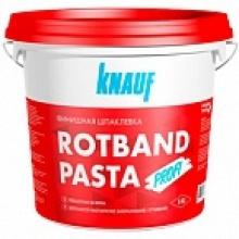 Шпаклевка готовая финишная 'Ротбанд Паста Профи', 5 кг (120) (арт. 463530)
