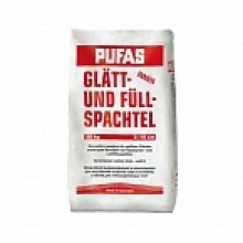 Шпатлевка 'PUFAS Glatt- und Fullspachtel №3', 25 кг (32шт/под)