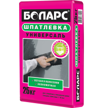 Боларс Шпатлевка универсаль 25 кг