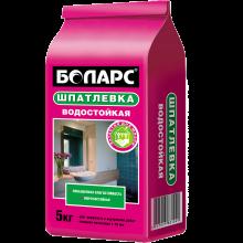 Боларс Шпатлевка водостойкая 5кг
